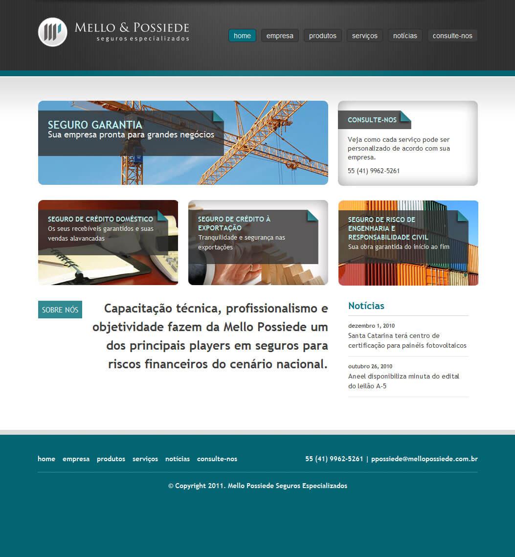 Mellopossiede.com.br