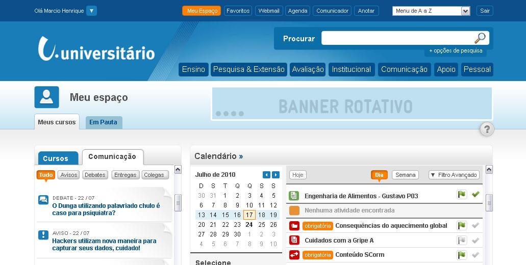 Portal Universitário
