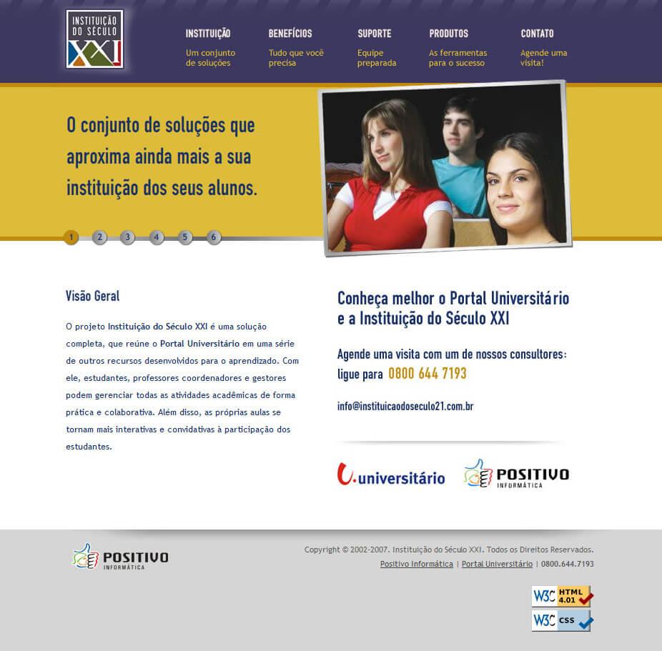 Instituiçãodoseculo21.com.br