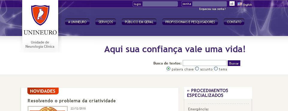 Unineuro.com.br